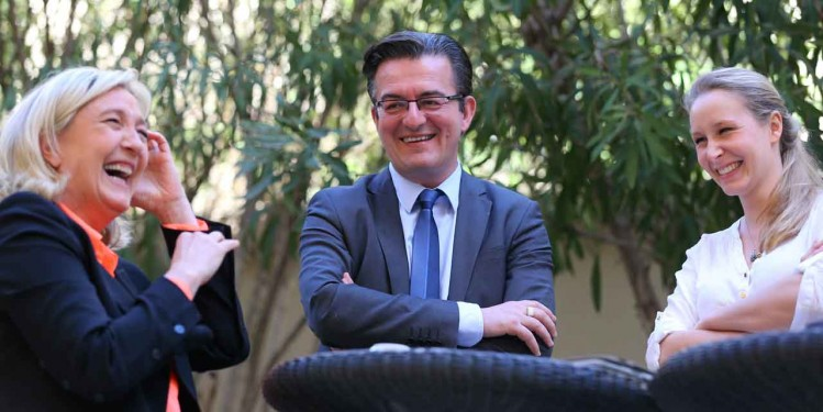 De Patrick Balkany à la famille Le Pen, histoire d'en rire...
