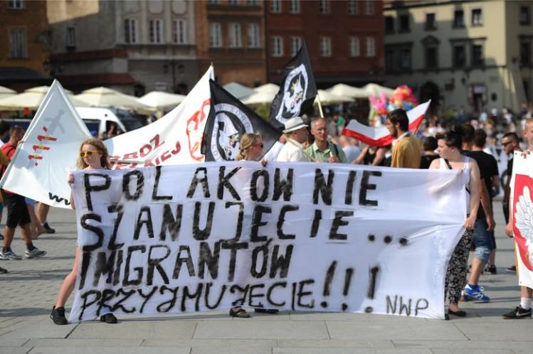 manif Pologne vs invasion (2)
