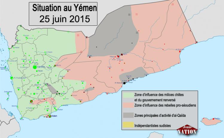 situation yemen 25062015