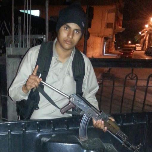 Abdellah Nouamane, tueur de l'État islamique