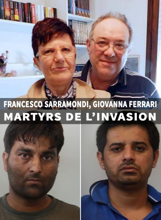 Francesco Sarramondi, Giovanna Ferrari