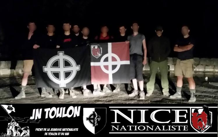 marche nocturne-Gorges du Verdon-var nationaliste-nice nationaliste