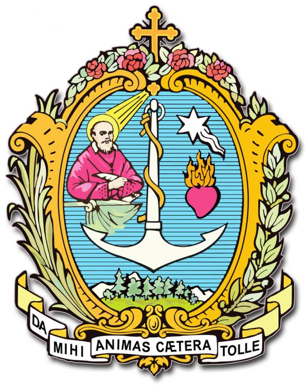 Emblème de l'ordre des Salésiens
