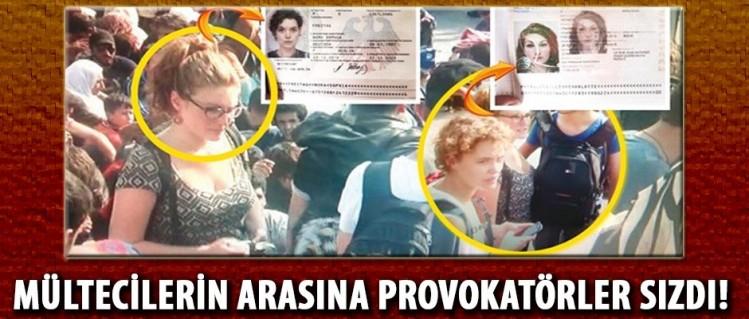 Les médiats turcs ont abondamment parlé de l'affaire, mettant en avant l'arrestation des deux étrangères.