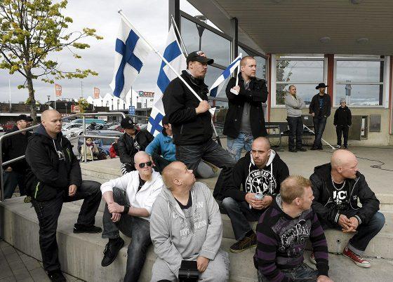 Finlande manifestation contre l'invasion 092015 (4)