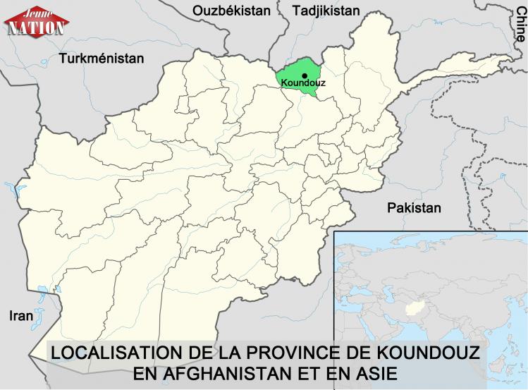 Koundouz, Afghanistan-