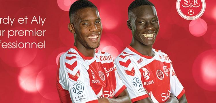Aly Ndom et Theoson-Jordan Siebatcheu.