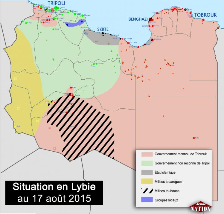 guerre civile Libye 082015-2