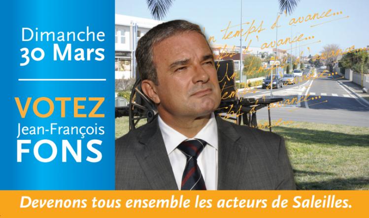 jean-françois FONS UMP FN Saleilles