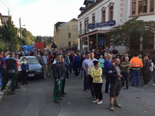 Chemnitz manifestation contre l'invasion 2