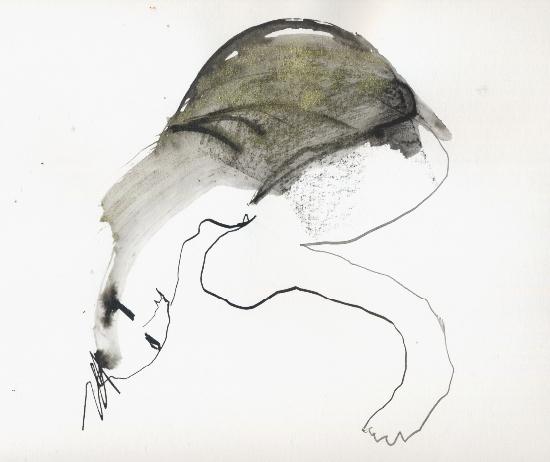 Une 'oeuvre' de Corine Pagny