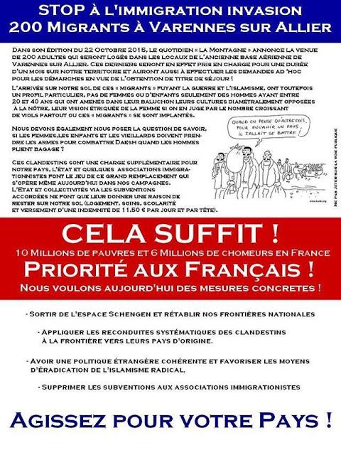 varennes sur allier-tract-anti-migrants