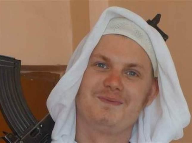 Michael Skråmo-Blanc renié inverti à l'islam