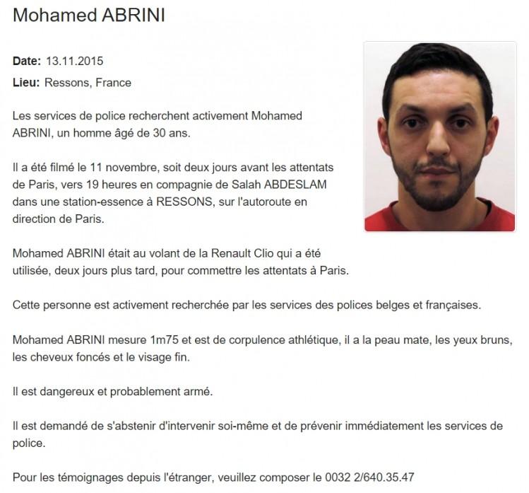 mohamed abrini-