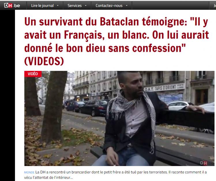 pas d'amalgame blanc français bon dieu attentat paris
