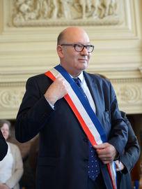 Didier Paillard, communiste, mais républicain exemplaire avant tout.