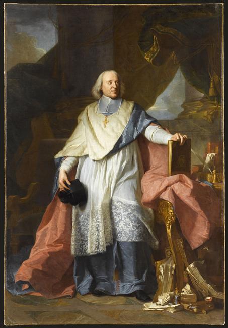 Hyacinthe Rigaud, Jacques Benigne Bossuet (1702)