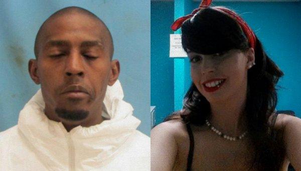 Le tueur Derrick et la tuée Jessica