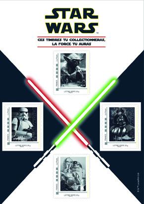 'Star Wars collector' recto