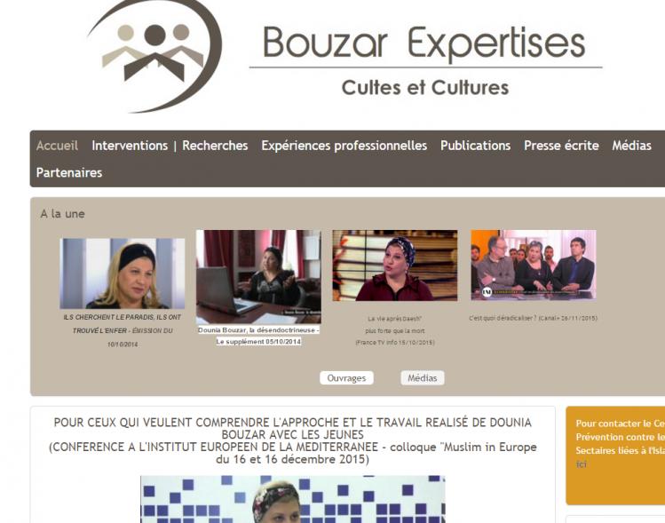 bouzar expertises