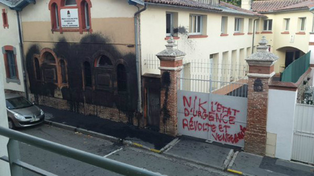 permanence PS - Toulouse nik l'état d'urgence