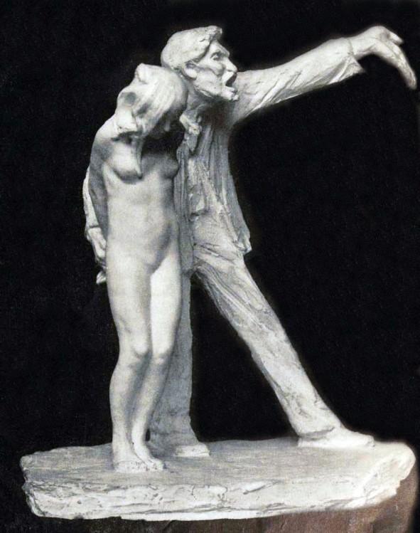 Abastenia St._Leger Eberle, 1912, L'esclave blanc (The White Slave)