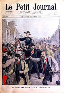 Le_général_Roget_et_M._Déroulède_1899