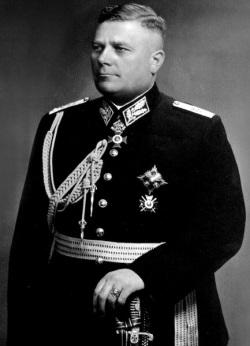 Portrait général Lukov