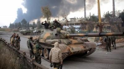 Armée_syrienne_dans_Palmyre