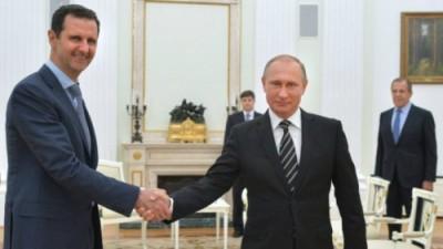 Syrie_Poutine_Assad