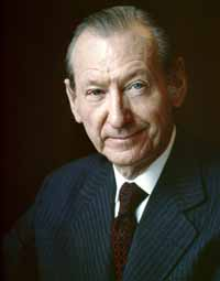 Portrait of Kurt Waldheim (Austria), fourth Secretary-General of the United Nations (22 December 1971 - 15 December 1981).