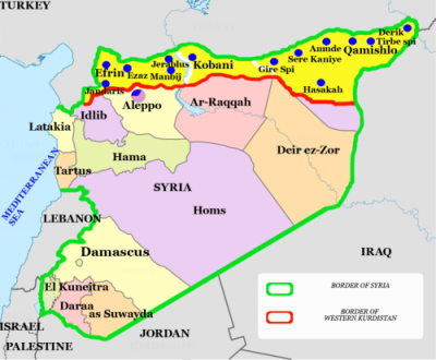 federation_Kurdista_syrien