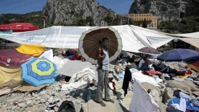 Italie_camp_migrants_Vintimille