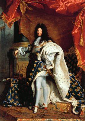 Louis XIV  27 04