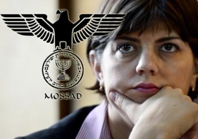Roumanie_Laura_Kovesi_Corruption_Mossad
