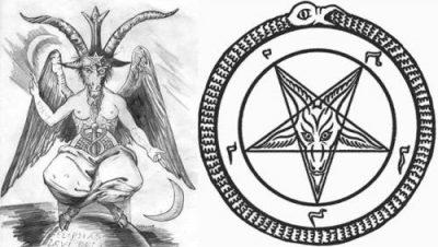 Synagogue_de_Satan_Baphomet
