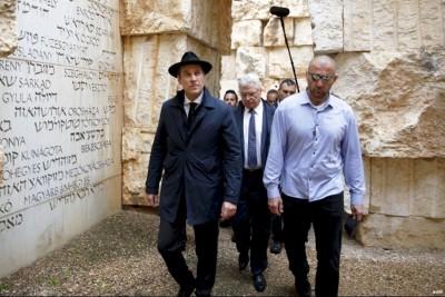 heinz-christian-strache-Austrian-PM-visit-to-israel-2016