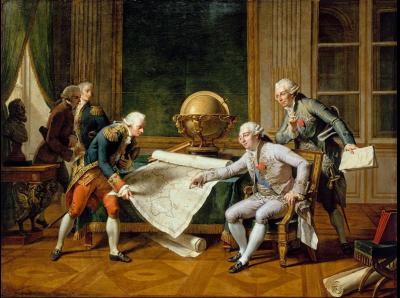 Louis XVI  La Perousse