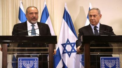 Israel_Lieberman_Netanyahu