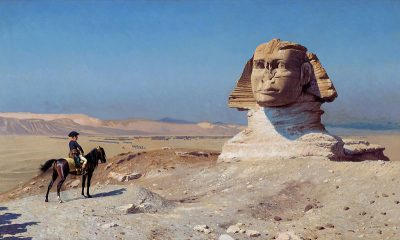 Jean-Léon_Gérôme Napoleon sphinx