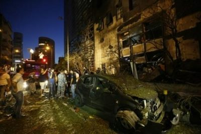 Liban_Beyrouth_attentat_Blom_Banque