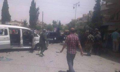 Syrie_attentat_patriarche_syriaque