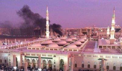 Arabie_saoudite_attentat_ùmosquee_Medine