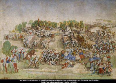 Bataille-Marignan-1515
