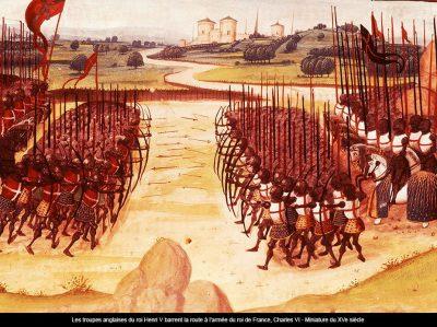 Bataille-d-Azincourt-1415
