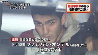 Japon_arrestation_Turcs_viol
