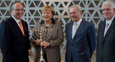 Allemagne_Josef_Schuster_Merkel_AfD