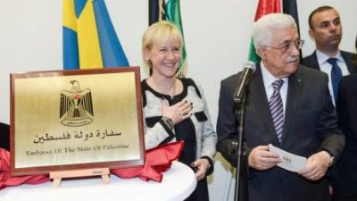 danemark-la-ministre-des-affaires-etrangeres-persona-non-grata-en-israel